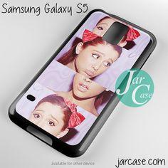 Ariana Grande Phone case for samsung galaxy S3/S4/S5