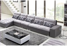 Find More Living Room Sofas Information About Cow Genuine Leather Sofa Set Furniture Couch Sectional Co