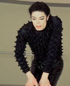 Michael 1995 'Scream' music vídeo ;) You give me butterflies inside Michael... ღ by ⊰@carlamartinsmj⊱
