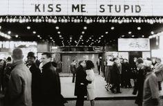 Kiss Me, Stupid by Joel Meyerowitz