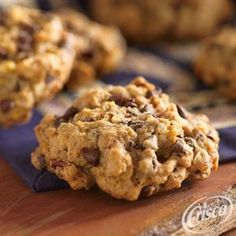 Cowboy Bob's Oatmeal Cookies