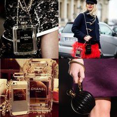 bolsa, clutch, perfume, bottle, chanel, lanvin, charlotte olympia, acho…