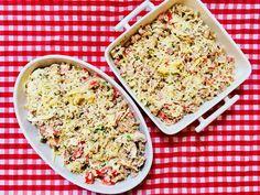 Ovenpasta ham-kaas - Koken met Karin