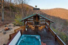 Ellijay Cabin Rentals, Pet Friendly Cabins, Blue Sky Cabin Rentals