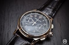 Back to basics: the Patek Philippe Ref 5370 Split-Seconds Chronograph - REVIEW with live photos, specs & price - Monochrome-Watches