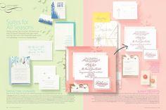 Paper Hounds: Gus & Ruby Letterpress in Martha Stewart Weddings magazine!!