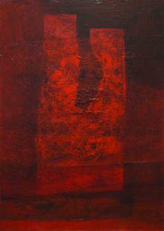 Jacobus Dijkstra - Nadien - schilderij