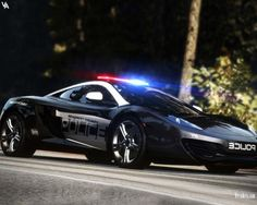 Seacrest County Police-that's my kind of cop car!