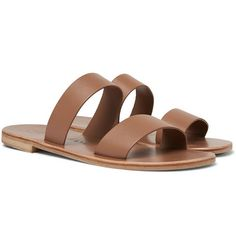 Álvaro GonzÁlez Alex Leather Sandals In Brown Leather Men, Brown Leather, Men Leather Sandals, Mens Fashion Week, Fashion Trends, Funky Pants, Mens Designer Shoes, Street Style Trends, Summer Shoes