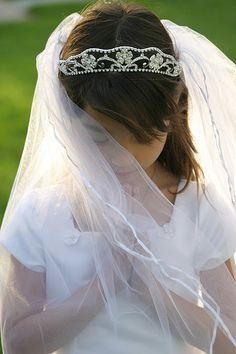 First Holy Communion by Traciѐ, via Flickr