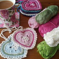The Patchwork Heart: The gentle art of crochet