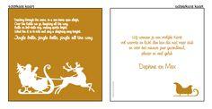 #kerstkaarten, #kerstkaartje, #Modern #kerst #kaart #christmas #ontwerpen #zelfontwerpen #slee #kerstman #rendier #goud #geel