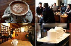 Hot chocolate spots around Boston...Yum!!