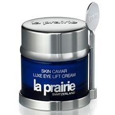 La Prairie Skin Caviar Luxe Eye Lift Cream.