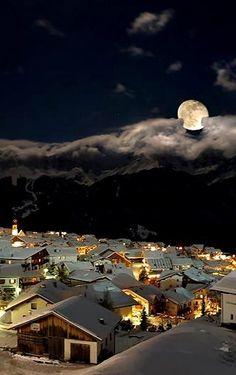 Fiss village, Tyrol, Austria | by Michael Adamek