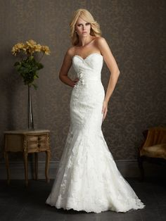 gorgeous <3  Allure Bridal