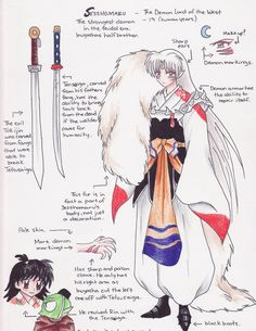 Sesshomaru's Profile by hesxmyxinu on deviantART