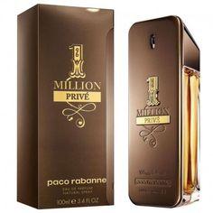 Nuevo #perfume para hombre Paco Rabanne One Million Privé de #PacoRabanne