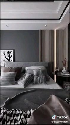 Modern Luxury Bedroom, Luxury Bedroom Furniture, Master Bedroom Interior, Luxury Bedroom Design, Luxurious Bedrooms, Hotel Bedroom Decor, Modern Hotel Room, Hotel Bedrooms, Bedroom Interiors