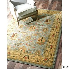 Gorgeous Persian-inspired rug! nuLOOM Traditional Ziegler Kashan Fancy Rug (7'10 x 11') - Overstock™ Shopping - Great Deals on Nuloom 7x9 - 10x14 Rugs