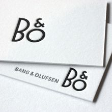 Beautiful Letterpress Business Cards & Wedding Stationery by The Distillery
