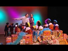 Sinterklaasliedje: Warboel - De Pietenpolonaise