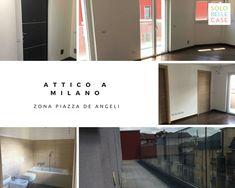 - De Angeli (MI) - 3 locali - 110 mq - €575.000  ➡️ Proponiamo a Milano, nelle immediate vicinanze di piazza De Angeli, in stabile d'epoca totalmente riqualificato in classe A, attico con doppia esposizione e cantina.