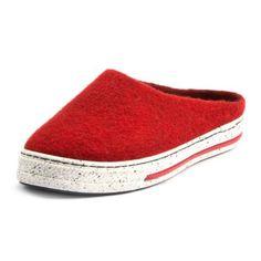 Pantoffel rubin 40