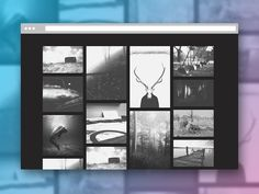 Effect Ideas for Image Grids, #Buttons, #Code, #CSS, #CSS3, #Grid, #HTML, #HTML5, #Javascript, #Layout, #Masonry, #Responsive, #SVG, #Web #Design, #Development
