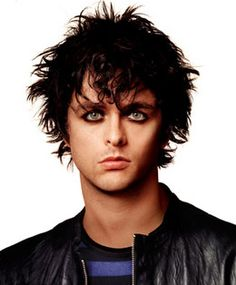 Billie Joe Armstrong - American rock musician and occasional actor, best known as the lead vocalist, main songwriter and lead guitarist for the American punk rock band Green Day.