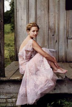 me encanta la tela del vestido!