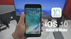 How to Use Apple iOS10's Lock Screen?