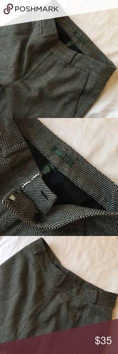 ⚡️⚡️Lauren Ralph Lauren Wool Herringbone Pants Lauren Ralph Lauren Wool Herringbone Pants. Size 6. 100% Wool, Fully Lined. EUC! Lauren Ralph Lauren Pants Trousers