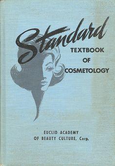Cosmetology textbook