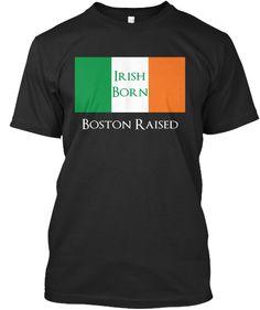 Show your Irish and Boston pride!