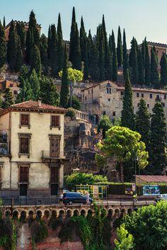 Amazing Places...Verona - Italy (by Garen Meguerian)