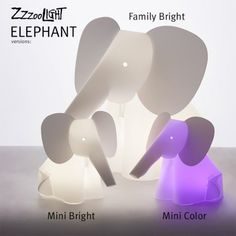 Beautiful enchanting little animal lamps that will help to lull your child off to sleep at night. Origami Lights, Animal Lamp, Reading Lights, Kids Lighting, Young At Heart, Like Animals, Night Lights, Your Child, Lamps