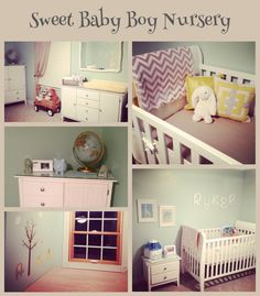 Baby boy nursery life's little miracles Baby Boy Birthday Themes, Baby Boy Nursery Themes, Baby Boy Rooms, Baby Boy Nurseries, Nursery Ideas, Football Nursery, Twin Cribs, Baby Boy Quilts, Baby Ducks