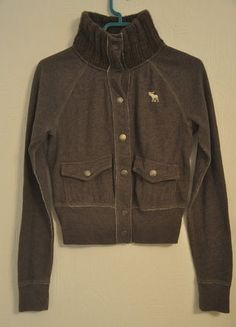 Kaufe meinen Artikel bei #Kleiderkreisel http://www.kleiderkreisel.de/damenmode/mantel-and-jacken-sonstiges/137571159-susses-jackchen-von-abercrombie-fitch-styler-hipster-vintage