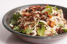 Vietnamese Cabbage and Herb Salad - Recipe | Herbivoracious - Vegetarian Recipe Blog - Easy Vegetarian Recipes, Vegetarian Cookbook, Kosher Recipes, Meatless Recipes
