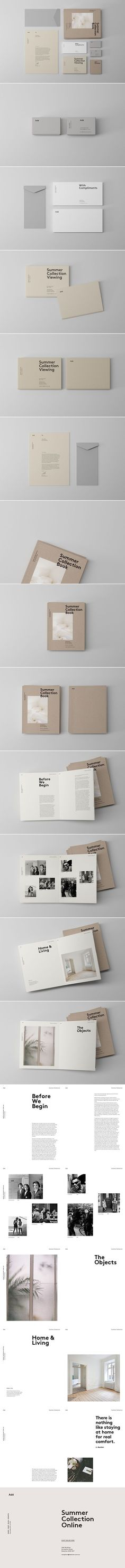Gorgeous neutral packaging