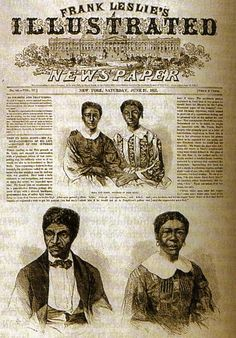 The infamous Dred Scott decision that slaves had no legal rights even in free states and territories.