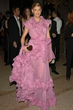 Linda Evangelista - The Costume Inst. Benefit Gala 1 May 2007