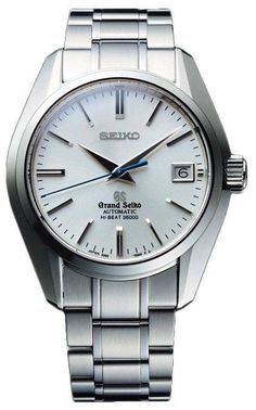 Grand Seiko Watch Mechanical Hi Beat #bezel-fixed #bracelet-strap-steel #brand-grand-seiko #case-depth-13-mm #case-material-steel #case-width-40-mm #clasp-type-hidden-folding-clasp #date-yes #delivery-timescale-call-us #dial-colour-silver #gender-mens #http-youtu-be-e_93dgbpbpi #jura-top-sellers #luxury #movement-manual #official-stockist-for-grand-seiko-watches #packaging-grand-seiko-watch-packaging #subcat-hi-beat #supplier-model-no-sbgh001j #warranty-grand-seiko-official-2-year-guarantee…