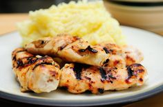Tipsy Grilled Chicken Tenders