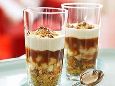 Karamell-Birnen-Trifle ist ein Rezept mit frischen Zutaten aus der Kategorie Kernobst. Probieren Sie dieses und weitere Rezepte von EAT SMARTER!