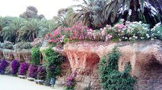 Parc Güell Barcelona España