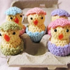 hatching easter chicks ~ os ~