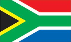 The World Factbook the South African flag is one of only two national flags to display six colors as part of its primary design, the other is South Sudan's