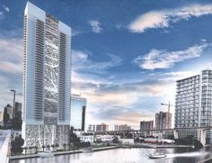 Edge, a towering sliver of residential units planned in an artistic structure along the Miami River, is one step closer to reality. On Monday, the Miami River Commission recommended approval of the ambitious project, but the split vote comes with conditions. Owner Rafael Aragonés was pleased with the approval and said he's looking forward to […]